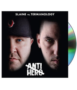 Slaine VS Termanology - Anti Hero CD