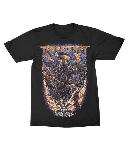 Battlecross Gladiator Shirt (Orange)