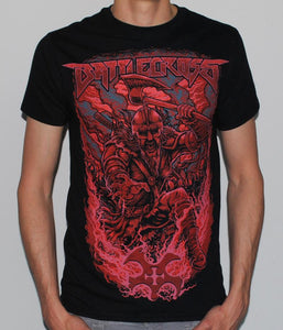 Battlecross Gladiator Shirt (Red)