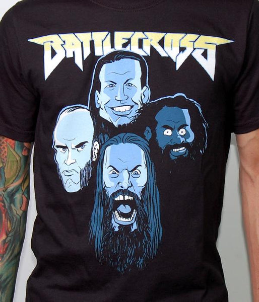 Battlecross BattleFaces Shirt