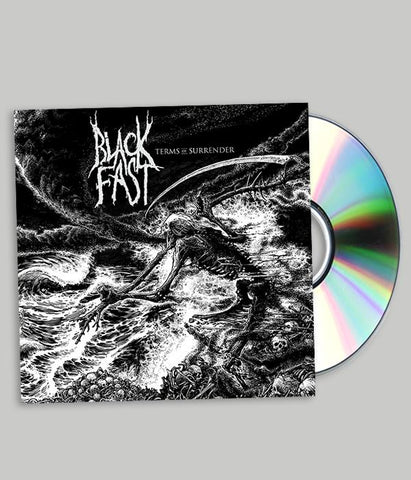Black Fast - Terms Of Surrender CD