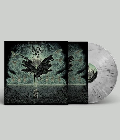 Black Fast - Spectre Of Ruin Vinyl (Black / White Marble)