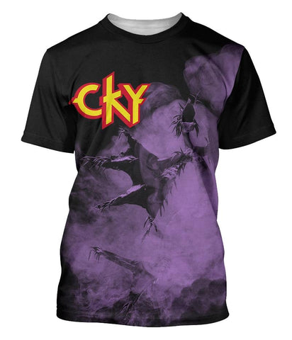 CKY The Phoenix Album Cover Shirt