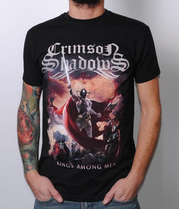 Crimson Shadows Kings Among Men Shirt