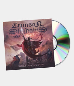 Crimson Shadows Kings Among Men CD