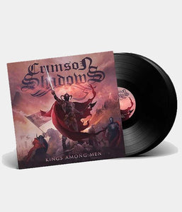 Crimson Shadows Kings Among Men LP