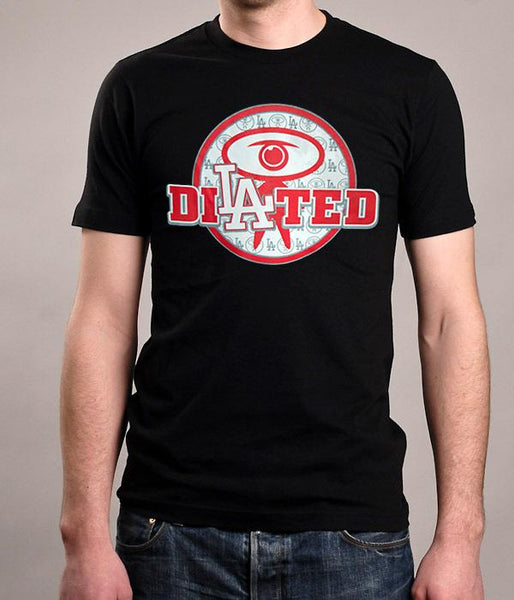 Dilated Peoples LA Shirt (Red Print)