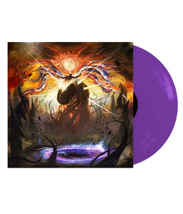 Disfiguring The Goddess - Katapillar Vinyl (Opaque Deep Purple)