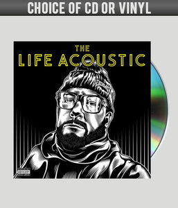 Everlast The Life Acoustic CD