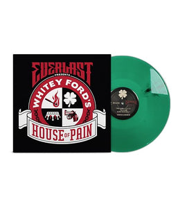 Everlast Presents -  Whitey Ford's House Of Pain Vinyl (Green - Signed)