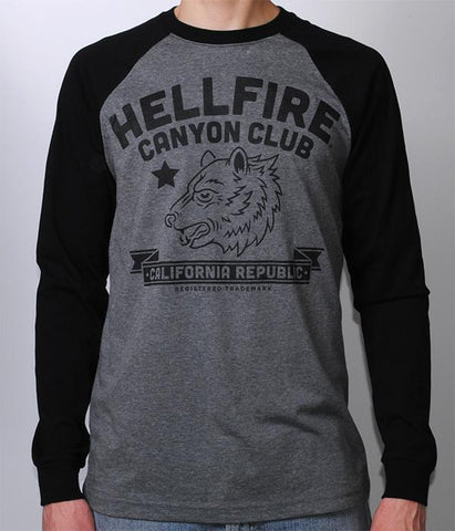 HFCC California Dreaming Raglan Shirt