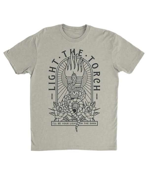 Light The Torch Light In The Dark Shirt