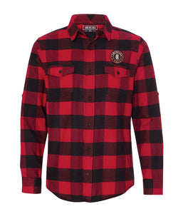 Americana Vibes Logo Flannel Shirt **PREORDER - SHIPS MAR 05