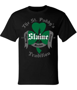 Slaine St. Paddy's Tradition Shirt