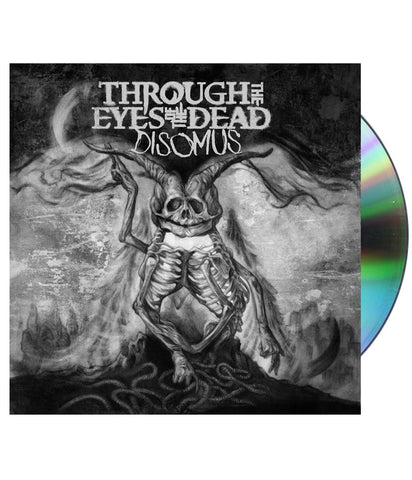 Through The Eyes Of The Dead - Disomus CD