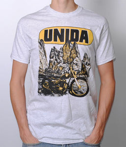 Unida Biker Mountain Shirt (Heather)