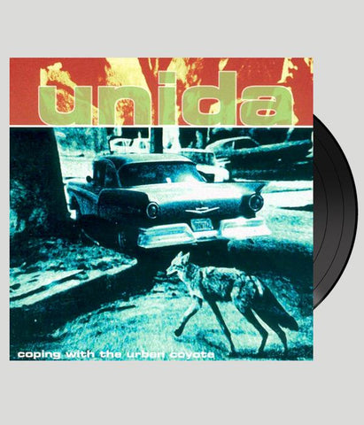 Unida Coping With The Urban Coyote LP w/ Bonus Tracks