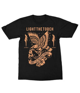 Light The Torch Virus Shirt
