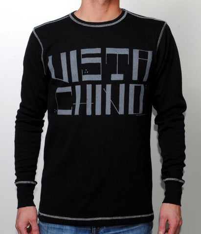 Vista Chino VC Logo Thermal Shirt
