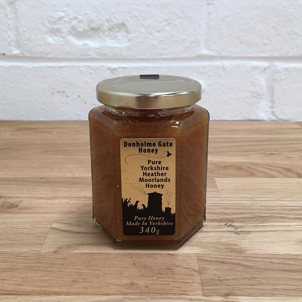 Yorkshire Heather Moorlands Honey