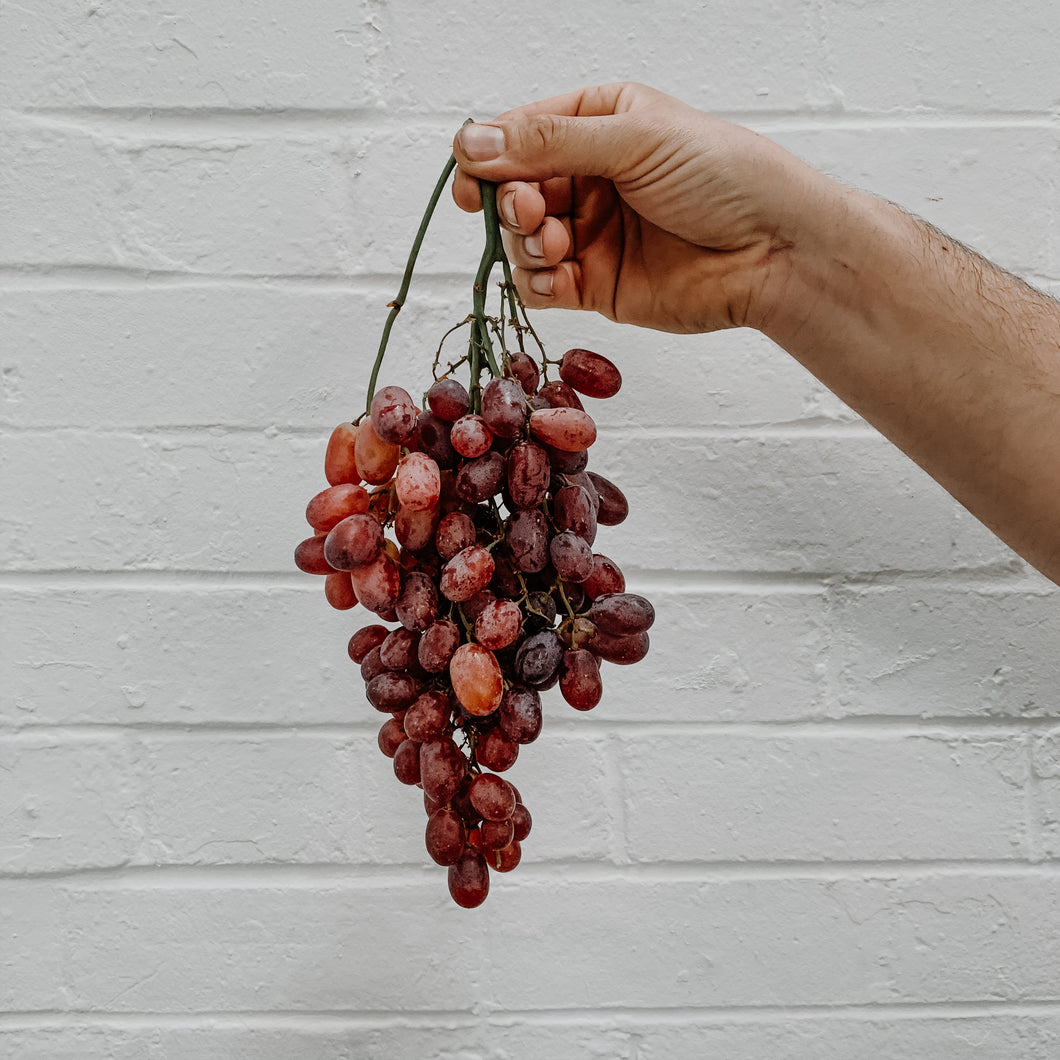 Red Grapes - Bunched