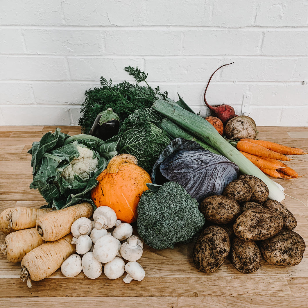 Large Veg Box - 12 Varieties