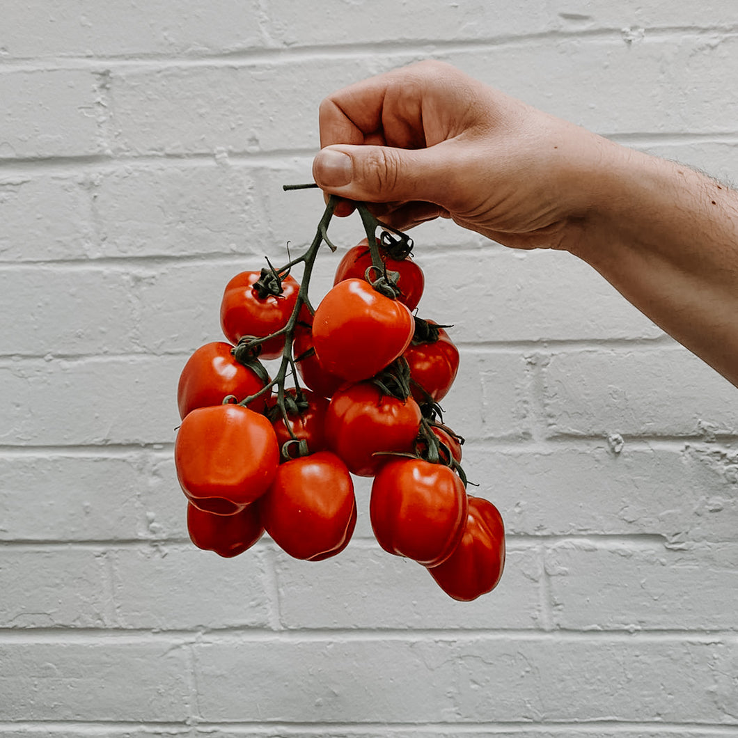 Sweetheart Cherry Vine Tomatoes - 250g