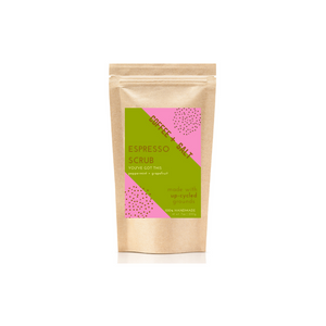 You've Got This Espresso Scrub with Peppermint and Grapefruit essential oils