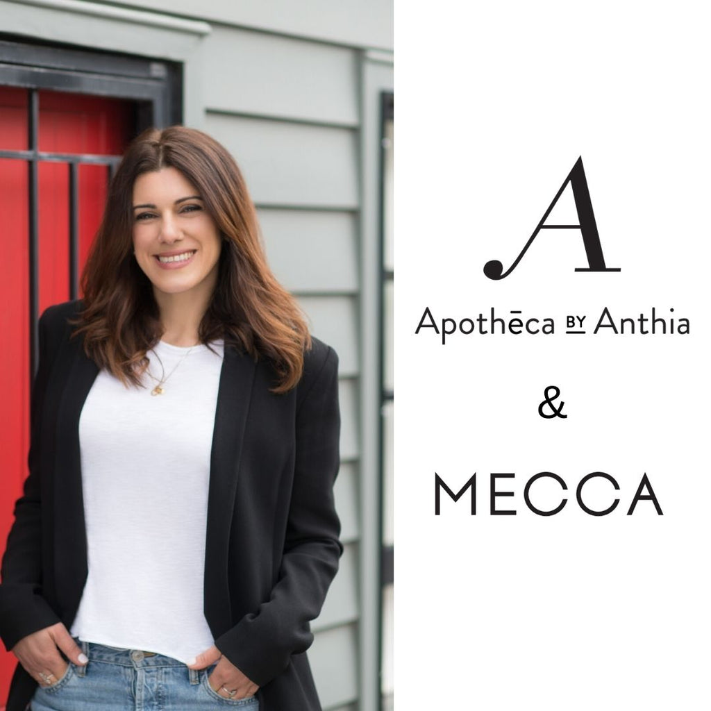 MECCA & Apotheca By Anthia