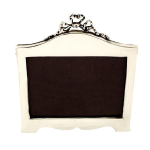 Antique Edwardian Sterling Silver Photo Frame 1908