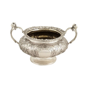 Antique Georgian Sterling Silver Bowl 1826