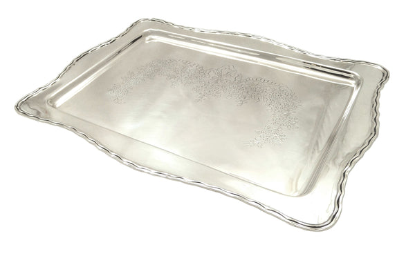 Antique Sterling Silver Dressing Tray 1930