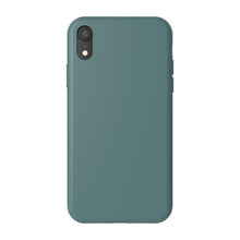 Afbeelding in Gallery-weergave laden, Siliconen Cover - Leafy Green - iPhone XR modellen