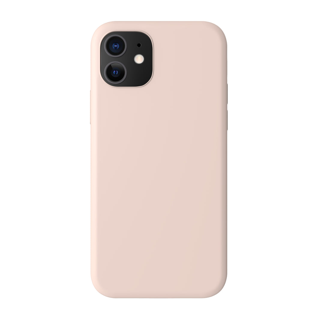 Silicone Cover - Rosy Pink - iPhone 12 models
