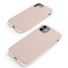 Load image into Gallery viewer, Silicone Cover - Rosy Pink - iPhone 12 models