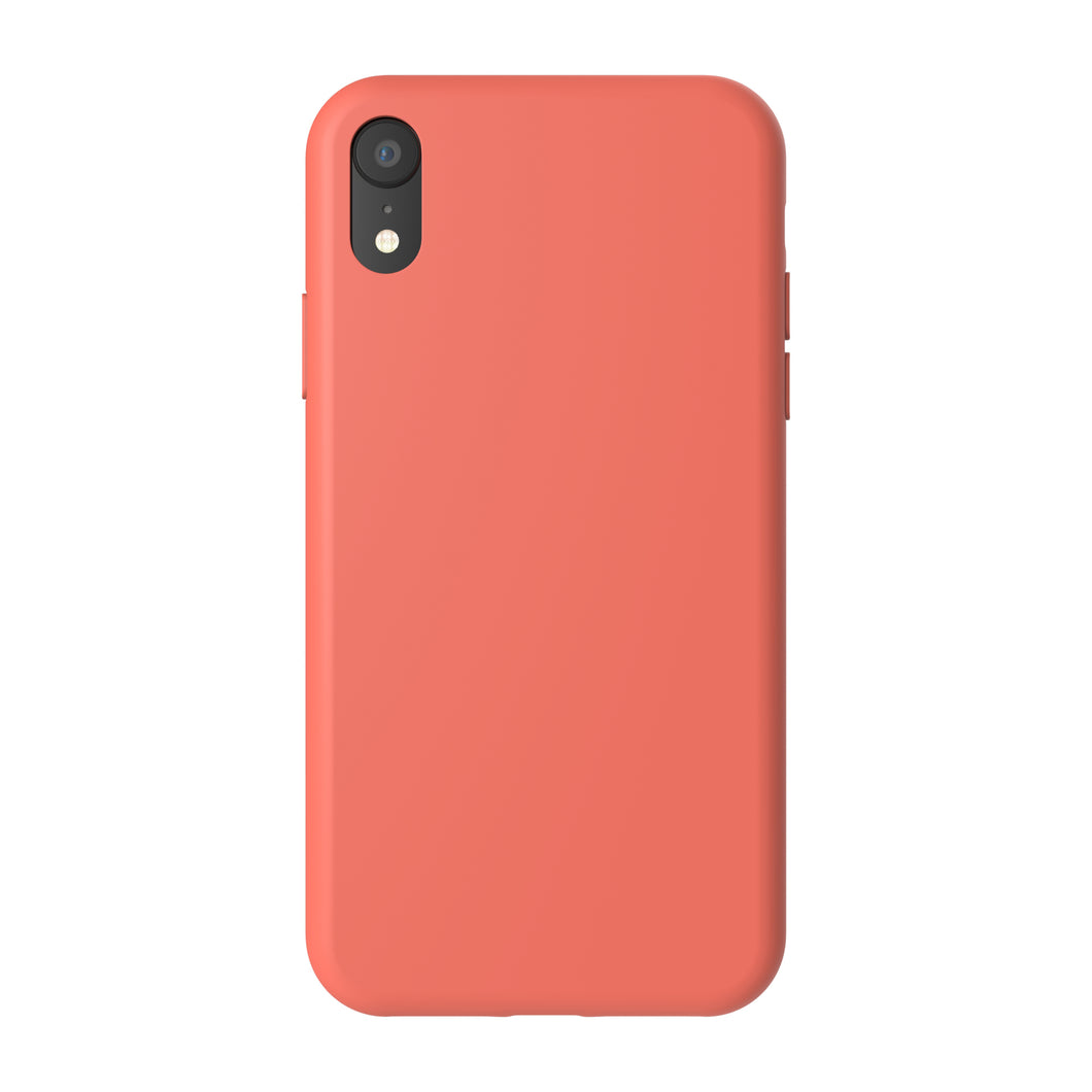 Silicone Cover - Apricot Orange - iPhone XR