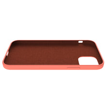 Load image into Gallery viewer, Silicone Cover - Apricot Orange - iPhone 12 models