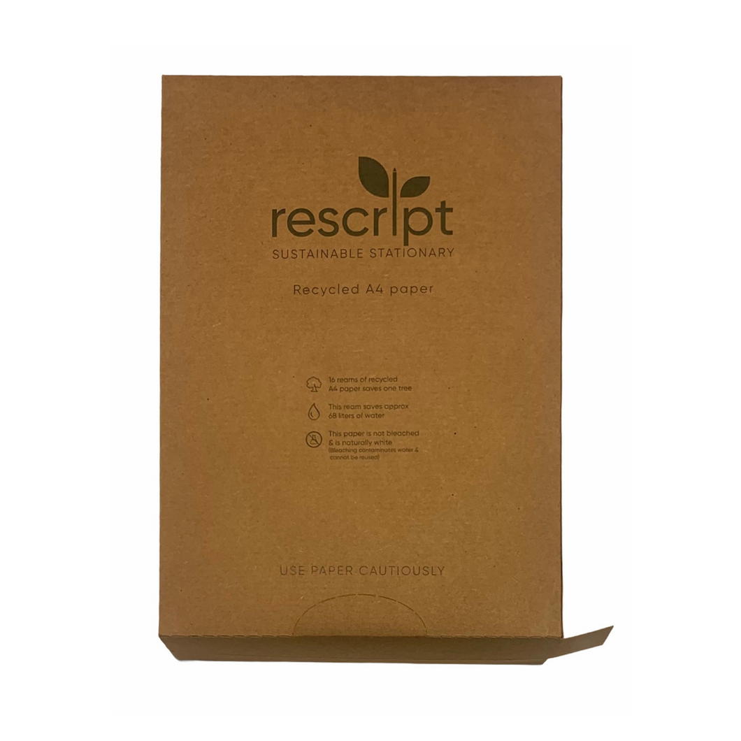 Recycled Copier Paper - 500 Sheets