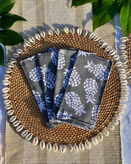 Pineapple Napkins (Set of 4)