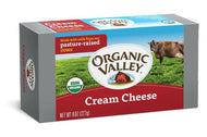 Cream Cheese, 8oz Organic