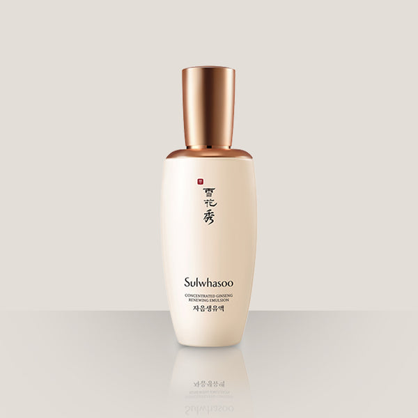 Concentrated Ginseng Renewing Emulsion