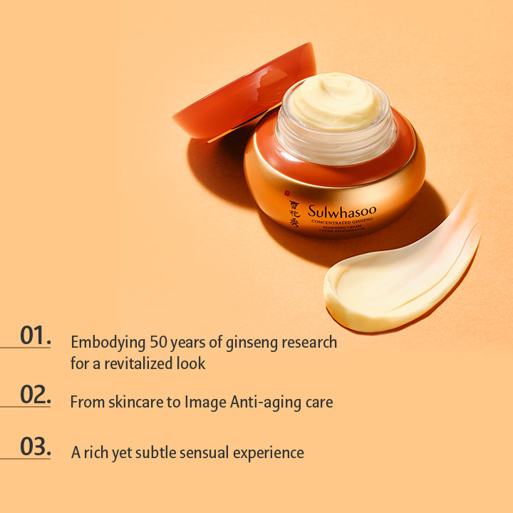 Concentrated Ginseng Renewing Cream 60ml - Original