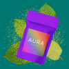 AURA red maeng da kratom tea