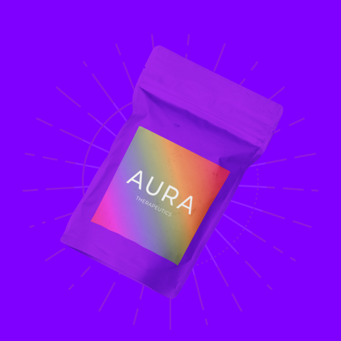 CBD sugar - aura therapeutics