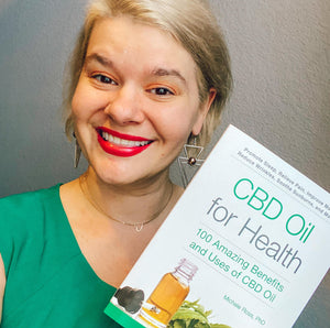 dr. michele noonan ross author of cbd oil book