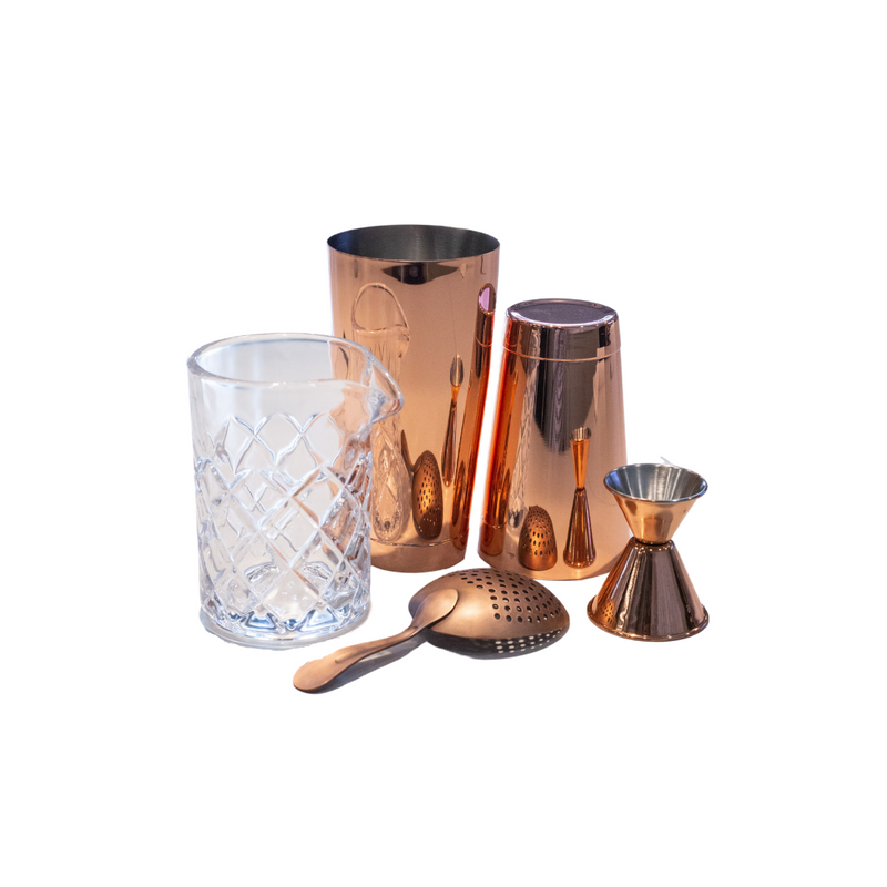 Copper Cocktail Tool Kit  DIY Cocktail Kits Toronto