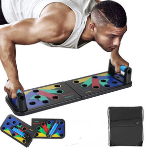 Push-up Adjustable 9 in 1