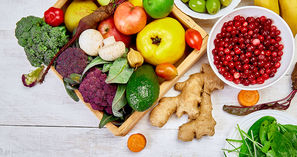 organic and functional food