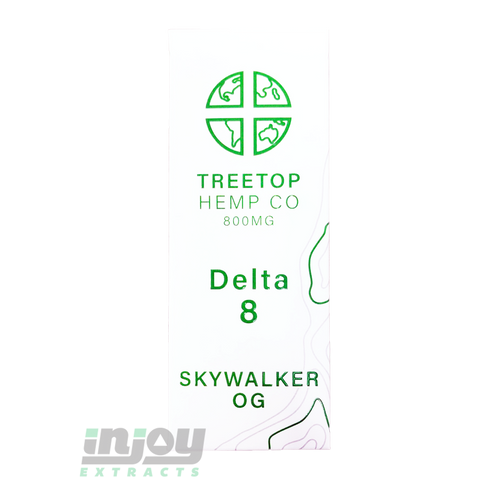Treetop Hemp Co | Delta 8 Cartridges