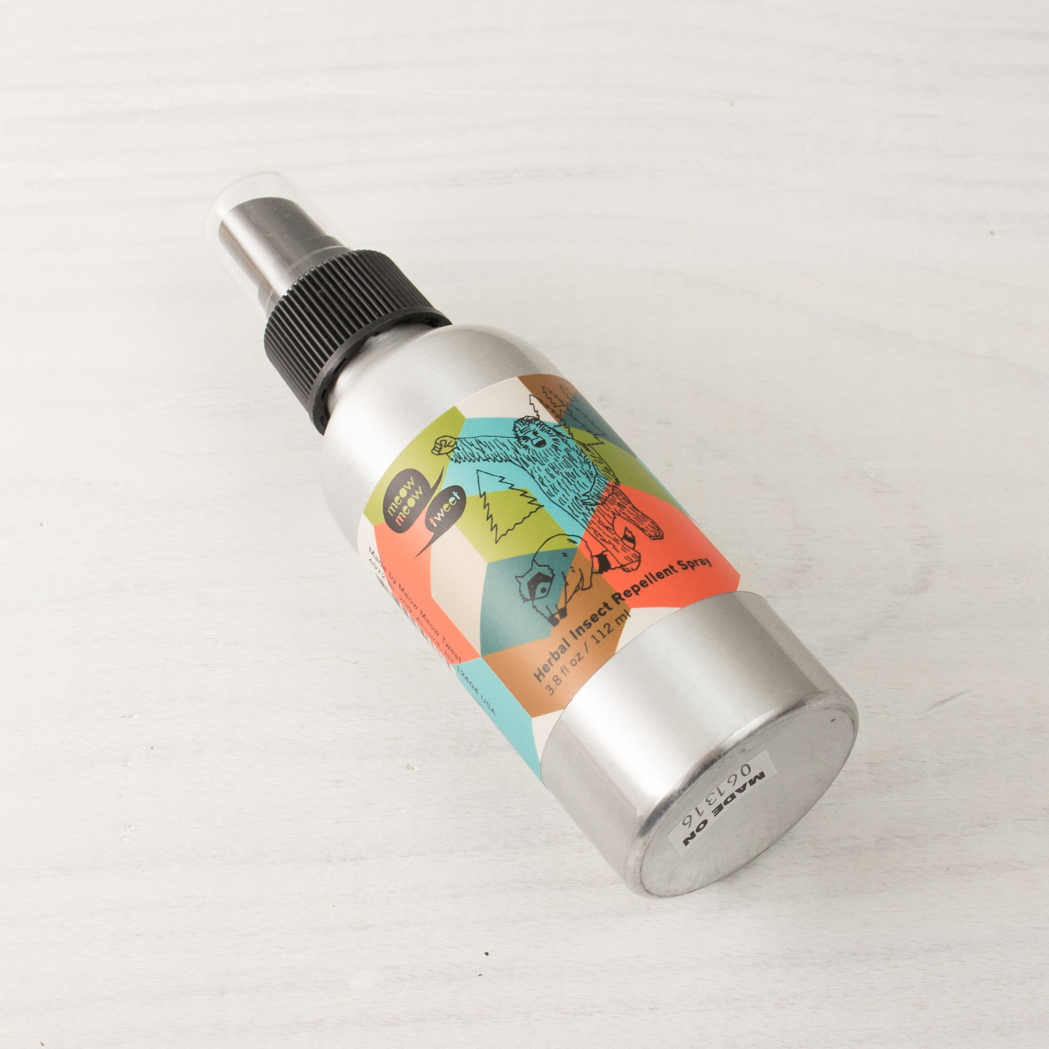 Herbal Insect Repellent Spray